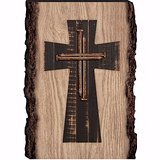 Sign-Barky-Nail Cross (4.25 x 6)