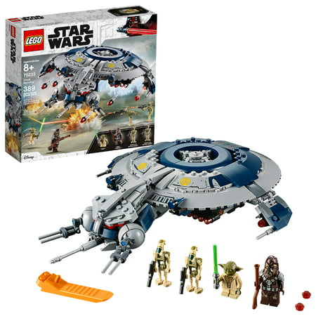 LEGO Star Wars Droid Gunship Combat Building Toy 75233