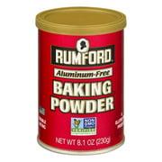 (2 pack) Rumford Premium Aluminum-Free Baking Powder, 8.1 oz