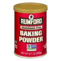 (2 pack) Rumford Premium Aluminum-Free Baking Powder, 8.1 oz