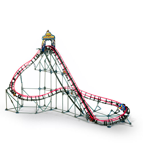 K'NEX Storm Mountain Roller Coaster