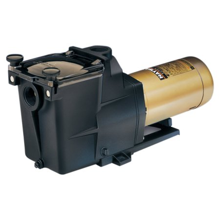 Hayward Booster Pump (Hayward Super Pump 1/2 HP Single-Speed In-Ground Pool Pump )