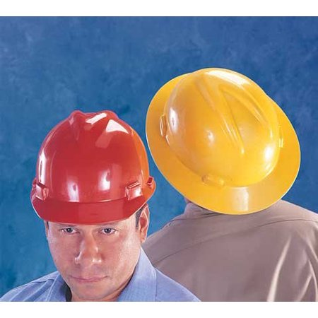 V For Vendetta Hat Type (V-Gard Class E, G Type I Polyethylene Non-Slotted Hard Hat With Staz-On Suspension, Asbestos Abatement Sanding & Grinding Welding Confined Space Food.., By)