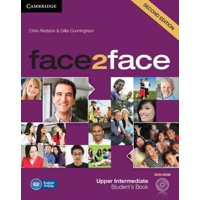 Face2face Upper Intermediate Student's Book with DVD-ROM (Other)