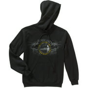 Men's Military Officially Licensed Fleece Action Hoodie
