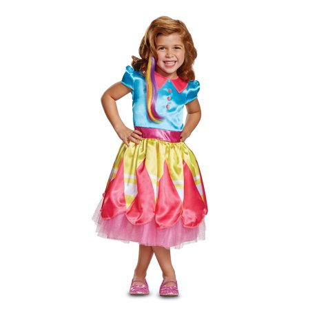 Sunny Girls Toddler Sunny Day Tv Show Classic Halloween Costume (Cute Toddler Girl Costume Ideas)