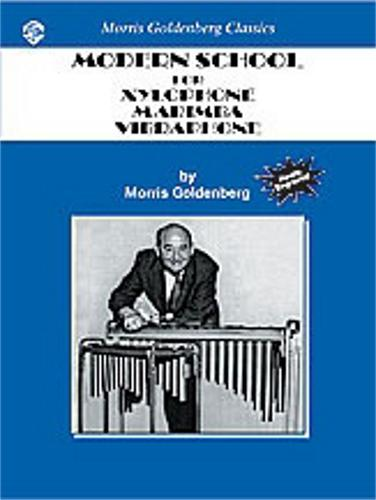 Alfred Cirone -Modern School for Xylophone, Marimba, Vibraphone by Alfred
