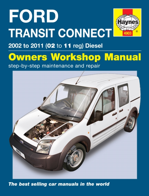 ford transit connect service and repair manual haynes service and rh walmart com 2018 Transit Connect Transit Connect 2017