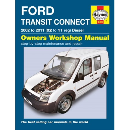Ford Transit Connect Service and Repair Manual (Haynes Service and Repair Manuals) (Paperback)