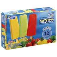 Tropicale Foods Helados Mexico Fruit Bars, 12 ea