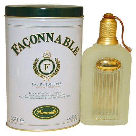 - Faconnable Faconnable Eau de toilette Spray For Men 3.3 oz