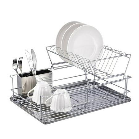 Better Chef 4 Piece 18 5 Dish Drying Rack Set