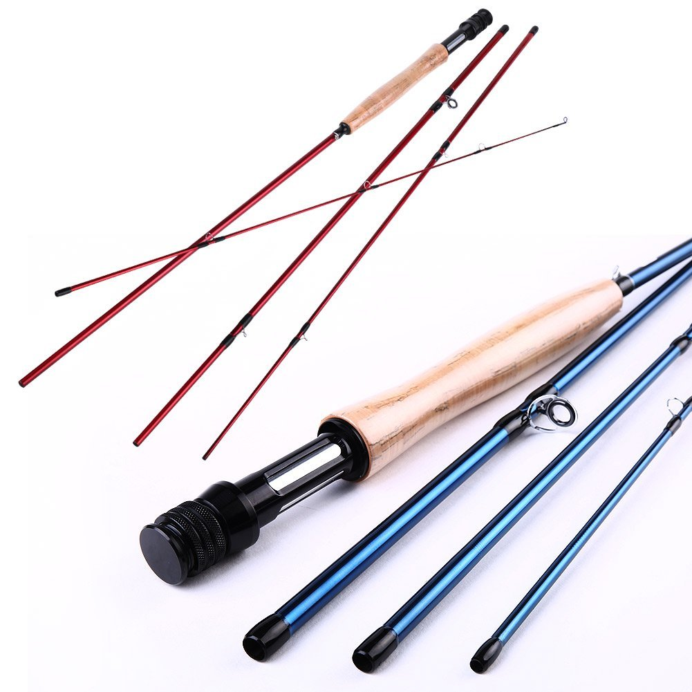 Fishing rods at outdoor realm for Saltwater fly fishing combo