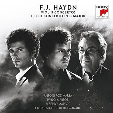 Franz Joseph Haydn: Violin & Cello Concertos (CD)