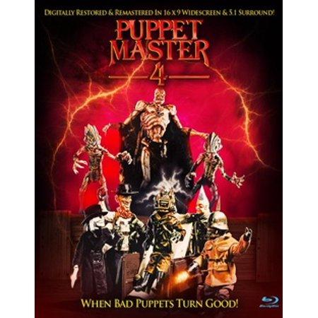 Puppet Master 4 (Blu-ray)](Puppet Master Blade)