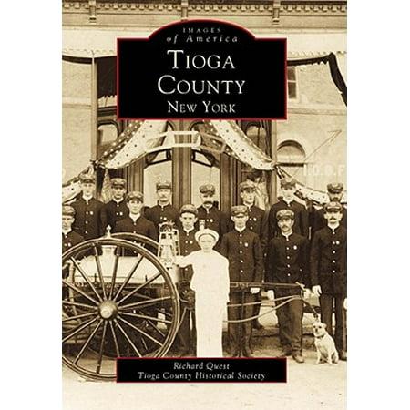 Tioga County, New York (Cross County New York)