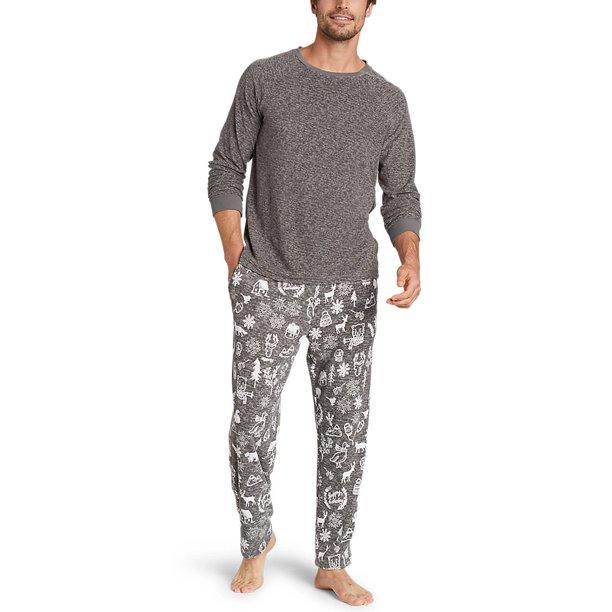Eddie Bauer - Eddie Bauer Men's Quest Fleece Sleep Set - Walmart.com -  Walmart.com