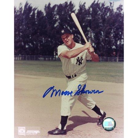 Moose Skowron New York Yankees Autographed 8'' x 10'' Batting Stance Photograph - Fanatics Authentic Certified Yankees Autograph 8x10 Photo