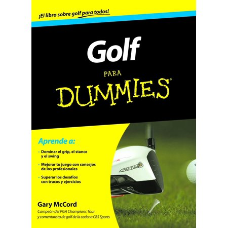 Golf para Dummies - eBook