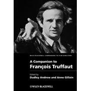 A Companion to François Truffaut - eBook