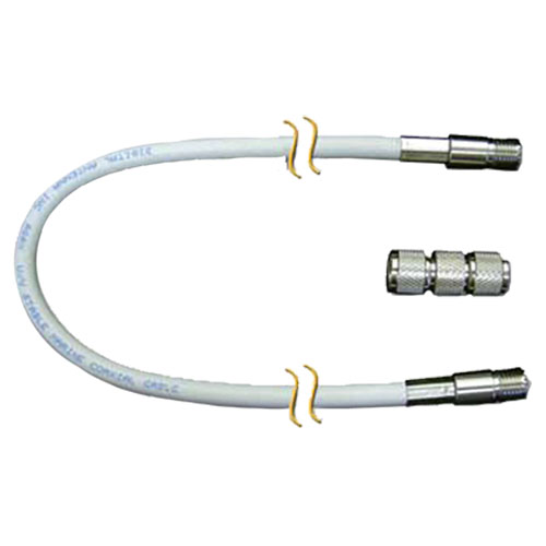 DA-C118-20 Digital Antenna 20' RG-8X Extension Coax w/Min...