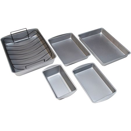 BakerEze 6-Piece Roasting and Baking Set (Baking Sets For Adults)