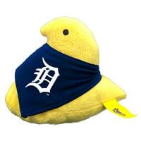 Detroit Tigers PEEPS Plush Chick