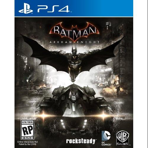 Wb Batman: Arkham Knight - Action/adventure Game - Playstation 4 - English (1000488432)