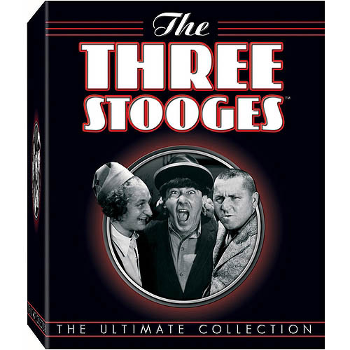 The Three Stooges Collection: Complete Series Box Set (Full Frame, Widescreen)