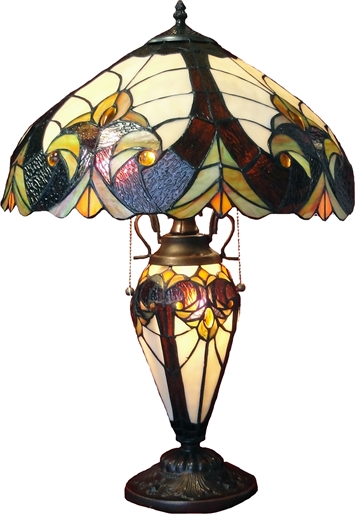 Victorian Tiffany Table Lamp - TL1627
