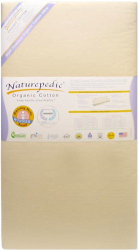 Naturepedic Dual Firmness Organic Mattress Ultra 252 Seamless by Naturepedic Mattress