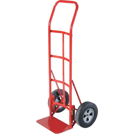 Milwaukee Industrial Flow Back Handle Hand Truck