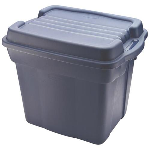 Rubbermaid 24 Gallon Indigo Storage Box 2450-00