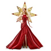 Barbie 2017 Holiday Barbie Doll by Mattel