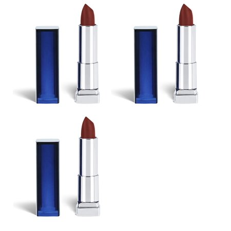 Maybelline Color Sensational The Loaded Bolds Lipstick #780 Coffee Addiction (Pack of 3) - image 1 of 1