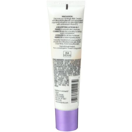 L'Oreal Paris Magic Skin Beautifier BB Cream - 814 Medium - 1 fl oz