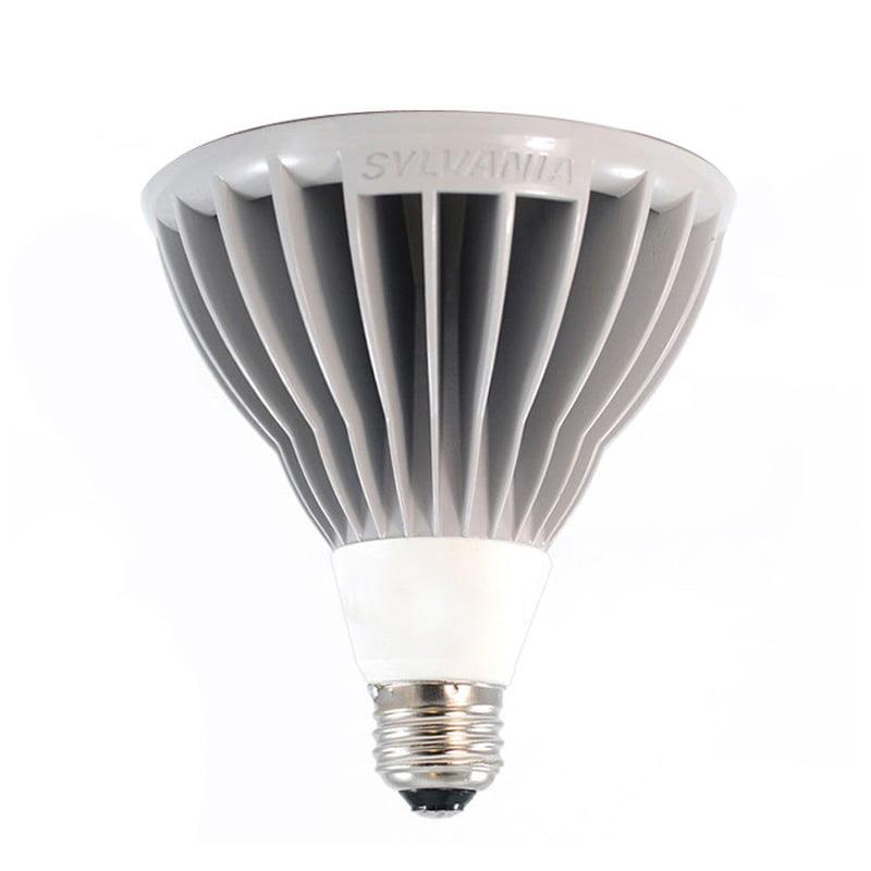 PAR38 Dimmable LED 20w 120v Wide Spot 3000k Osram Sylvani...