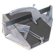 """Superior Tile Cutter Inc. And Tools 15"""" x 15"""",Tile Cutter, Manual, Gray, ST006"""