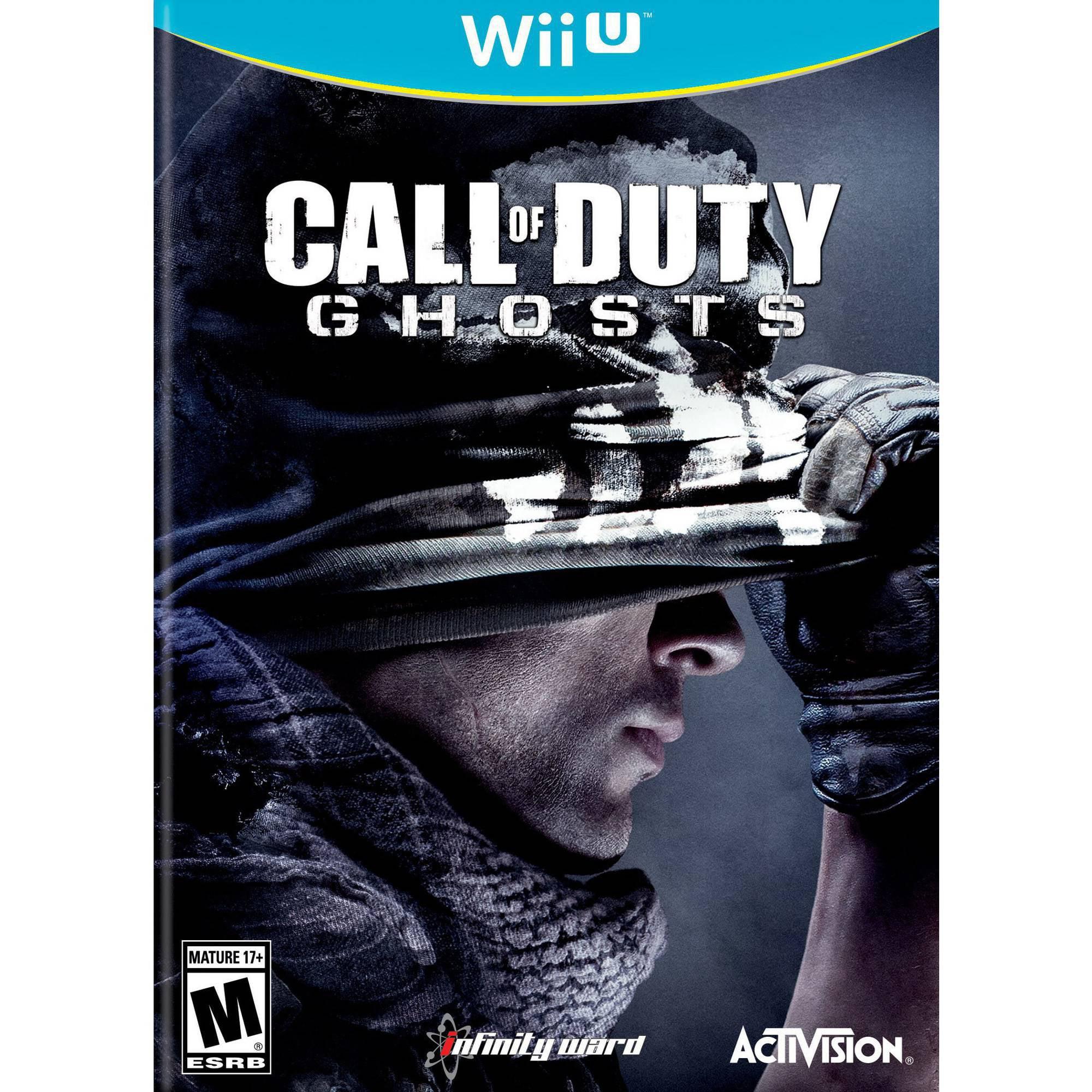 Call of Duty: Ghosts (Wii U)