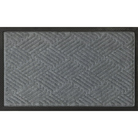 Ribbed Carpet Rubber Backed Entrance Scraper Door mat (24