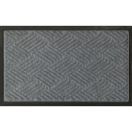 Ribbed Carpet Rubber Backed Entrance Scraper Door Mat 18