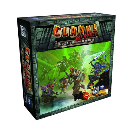 Clank! In! Space! - Space Themed Group Games