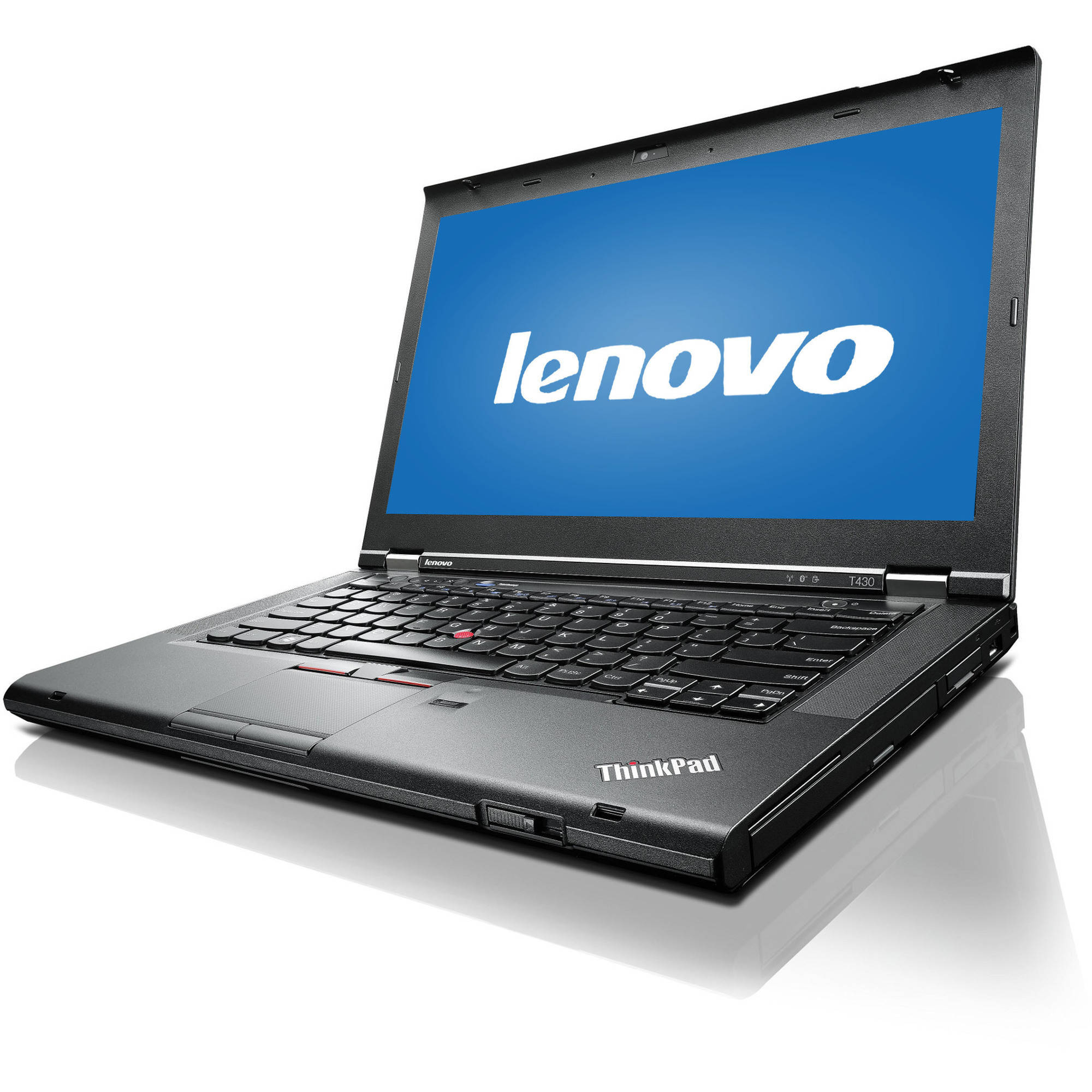 Refurbished Lenovo ThinkPad T430 14 Laptop, Windows 10 Pro, Intel Core i5 - 3210M Processor, 4GB RAM, 500GB Hard Drive