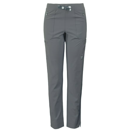 2 Pocket New Scrub (Women's MG SuperFlex Athletic Fit Stretch Slim Leg Scrub Pant with Zipper Pocket Detail)