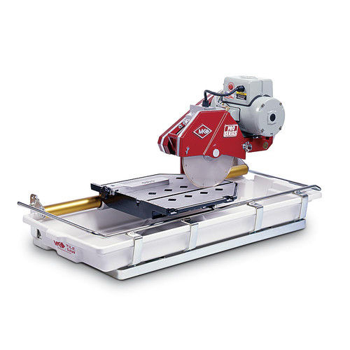 MK Diamond 153243 Pro Series 1.5 HP 10 in. Wet Cutting Tile Saw with Stand