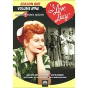 I Love Lucy: Season 1 Vol 9 by PARAMOUNT HOME VIDEO