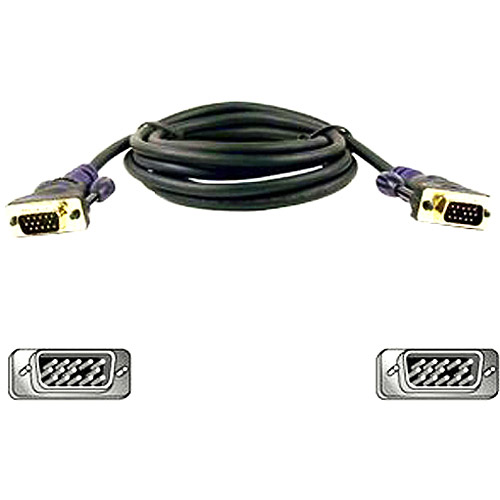 Belkin F2N028-06-GLD Gold Series Monitor Replacement Cable