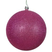 "Vickerman 8"" Ball Christmas Ornament"