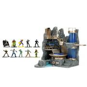 DC Comics Nano MetalFigs 10 Figures Value Pack