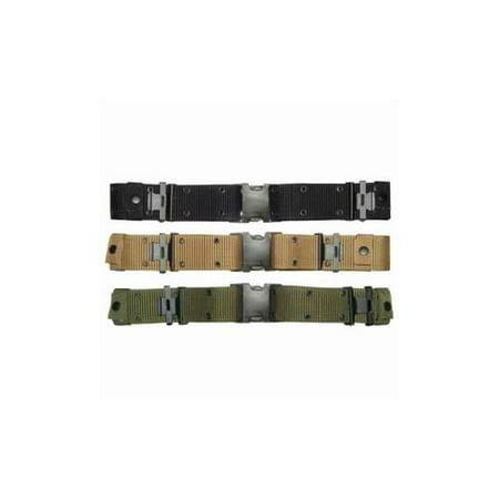 Pistol Belt Color- Black